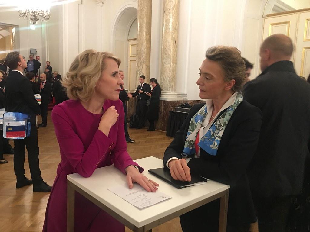 Ministrica Pejinovi Buri I Mvp Lihtentajna A Frick