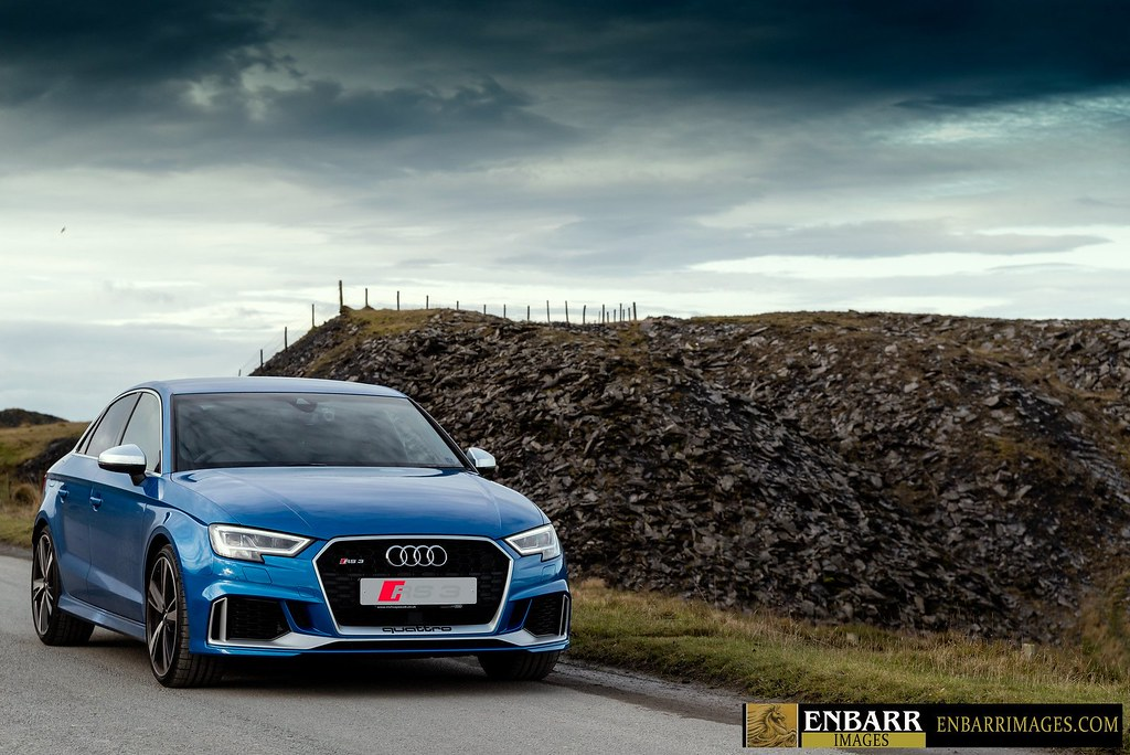 Audi Rs3 Sedansaloon Quattro All Wheel Drive And 400bhp From A 2 5ltr