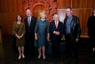 Irish President meets the HVIS President