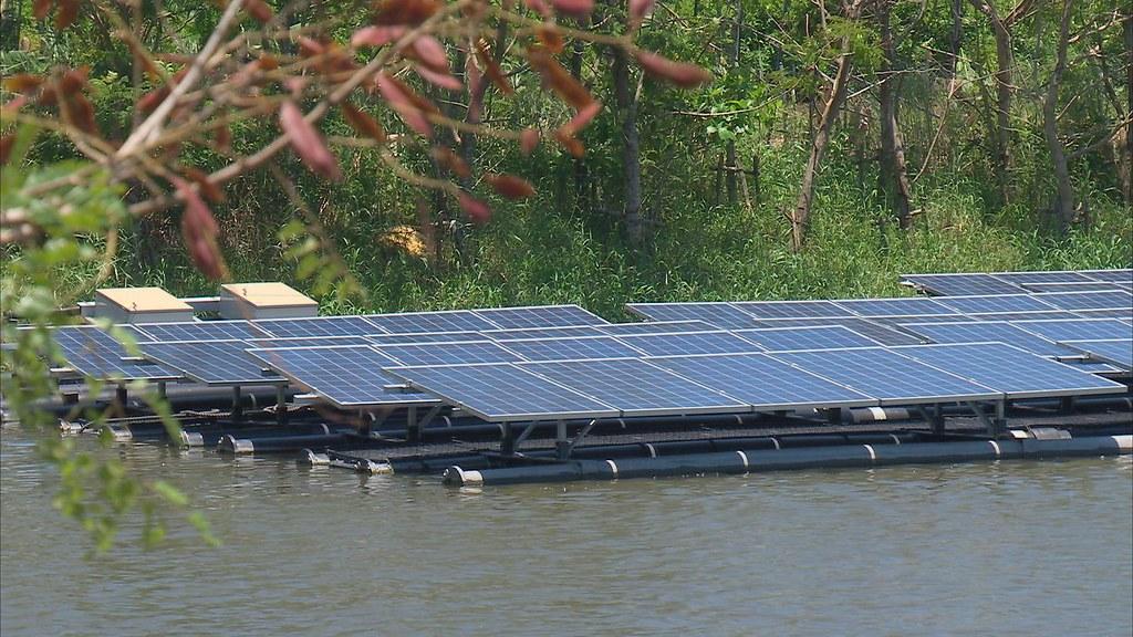 929-1-08台灣太陽能電池產業在全球市場排名第二,不過光鮮亮麗背後,卻也潛藏環境問題。