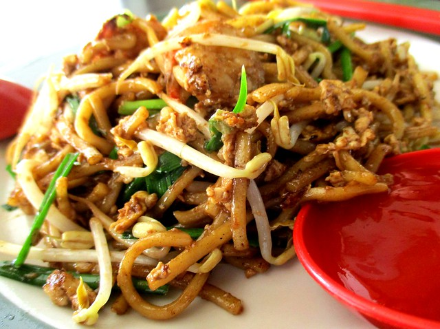 Colurful Cafe fried mee 2