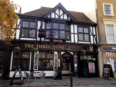 Picture of Three Tuns, UB8 1JN