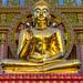 Golden Buddha Wat Huay Yai