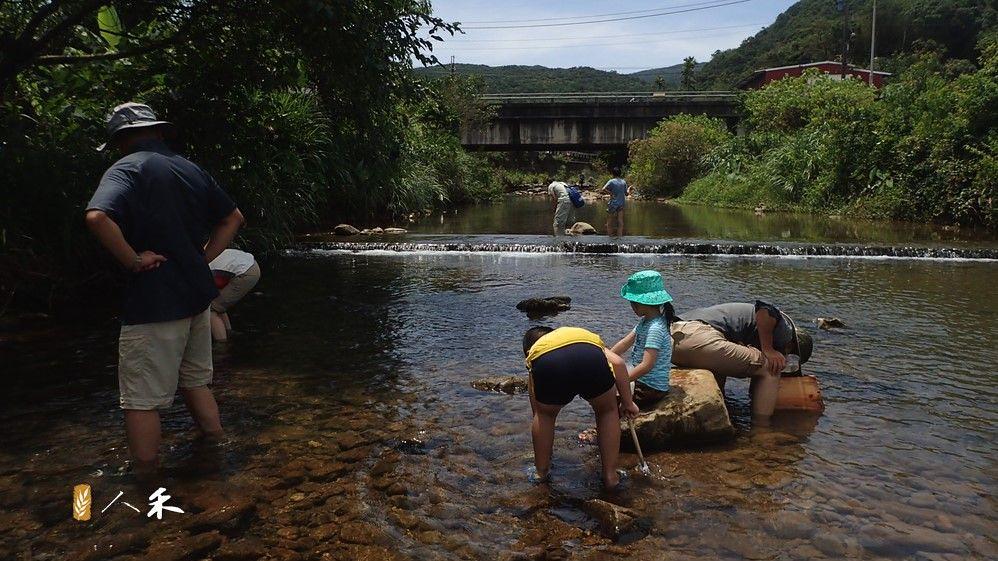7_連接森川里海,和禾保育合夥人開始每月一次巡溪日。(圖片來原:人禾)