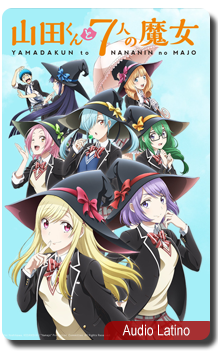 Yamada-kun And The Seven Witches - Audio Latino Episodios Completos Online Sub Español