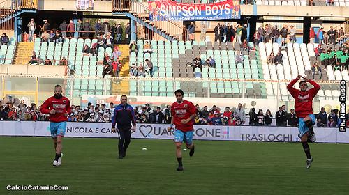 Catania-Bisceglie 4-1: Curiale (doppietta), Di Grazia e Russotto firmano la vittoria del rilancio$