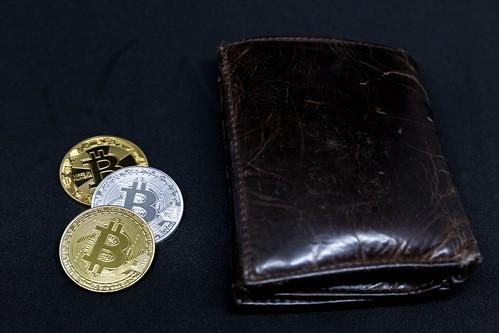 Step 7 Set Bitcoin