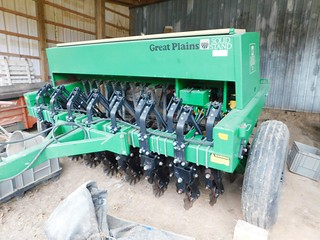 Great Plains grain drill | by thornhill3