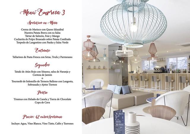 HOTEL ANTEMARE - MENÚ NAVIDAD 3