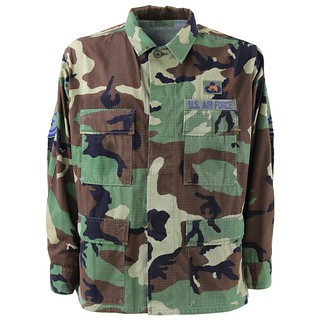 Camicia Militare Camouflage
