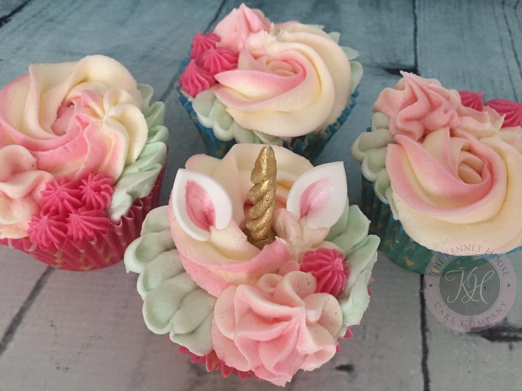 Unicorn Cupcakes Anna Adams Flickr