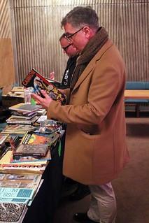 Patrik Schylström läser Cannon.