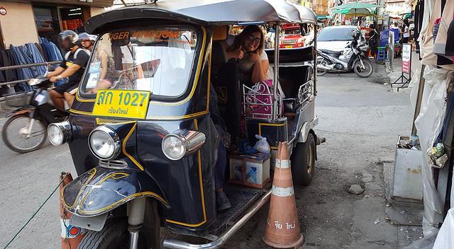 Tuk Tuk in Chiang Mai 2