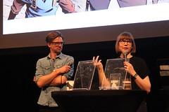 Karl Johnsson, Sara Bergmark Elfgren