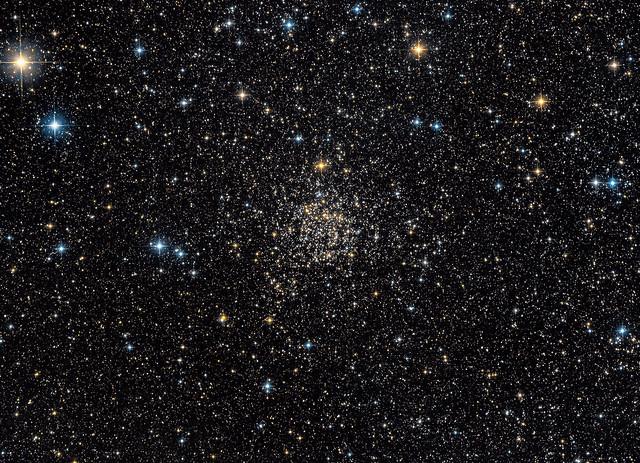 VCSE - Az NGC 7789 nyilthalmaz - G. Seigneuret felvétele, APOD