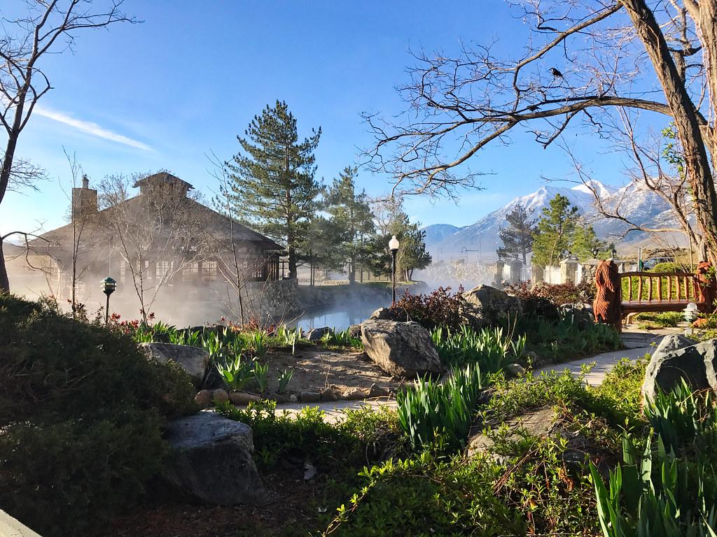 1862 David Walley's resort Lake Tahoe Nevada