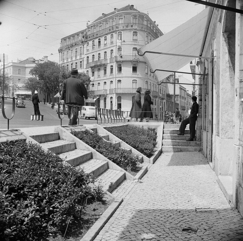Sta. Bárbara, Lisboa (Fernando Martinez Pozal, A.F.C.M.L., 1954)