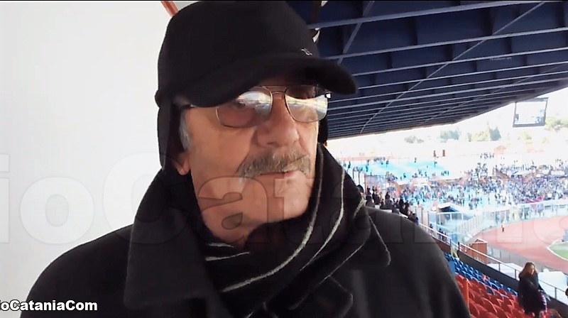 Mister Angelo Busetta, tecnico del Catania nel 1994-95 e parte della stagione 1996-97