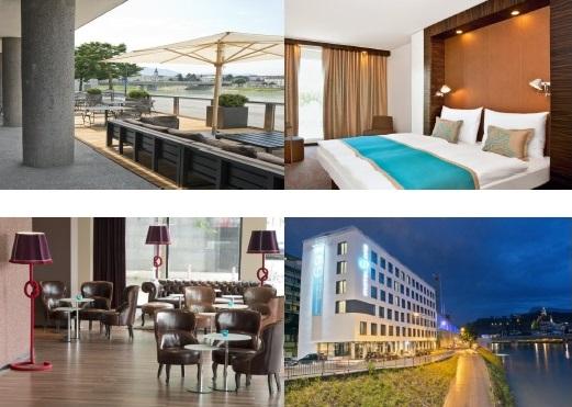 Το ξενοδοχείο ONE SALZBURG-MIRABELL στο Salzburg!