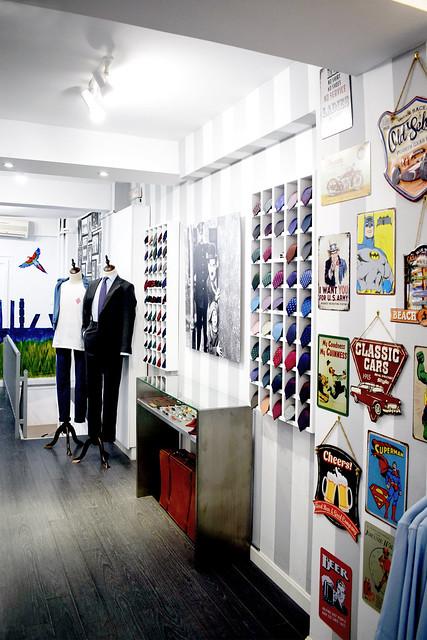 CloKing inaugura su primera tienda en Madrid