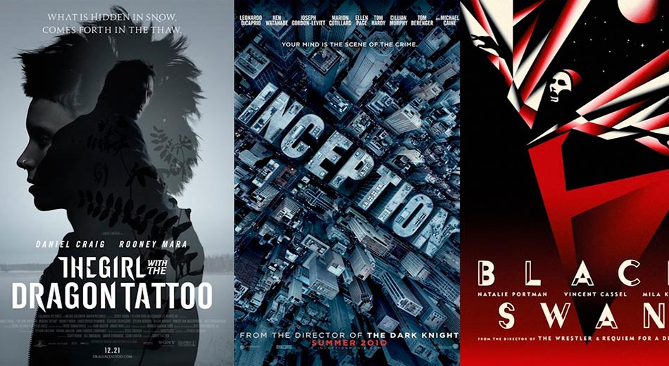 20 Amazing Movie Poster Designs For Inspiration