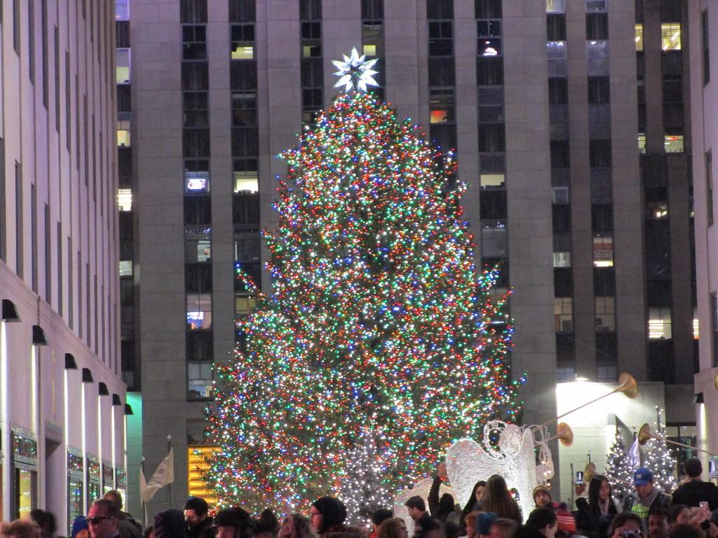 2017 Christmas Tree Rockefeller Center NYC 4477 | 2017 Chris… | Flickr