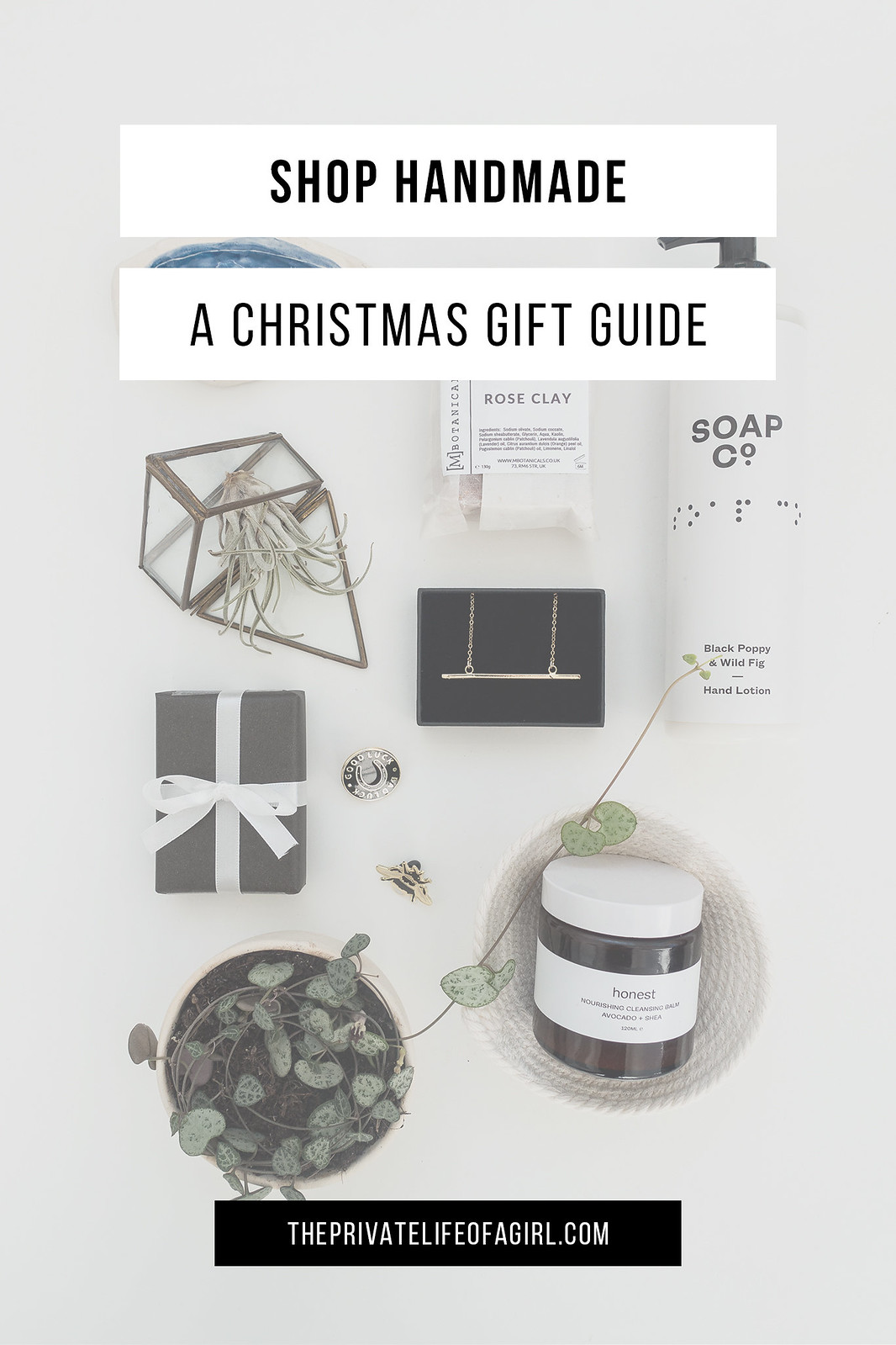 Shop Independent This Christmas: A Gift Guide