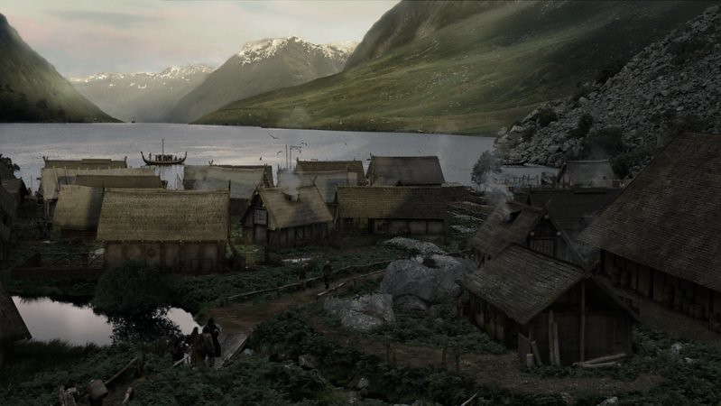 Kattegat Vikings Filming Location