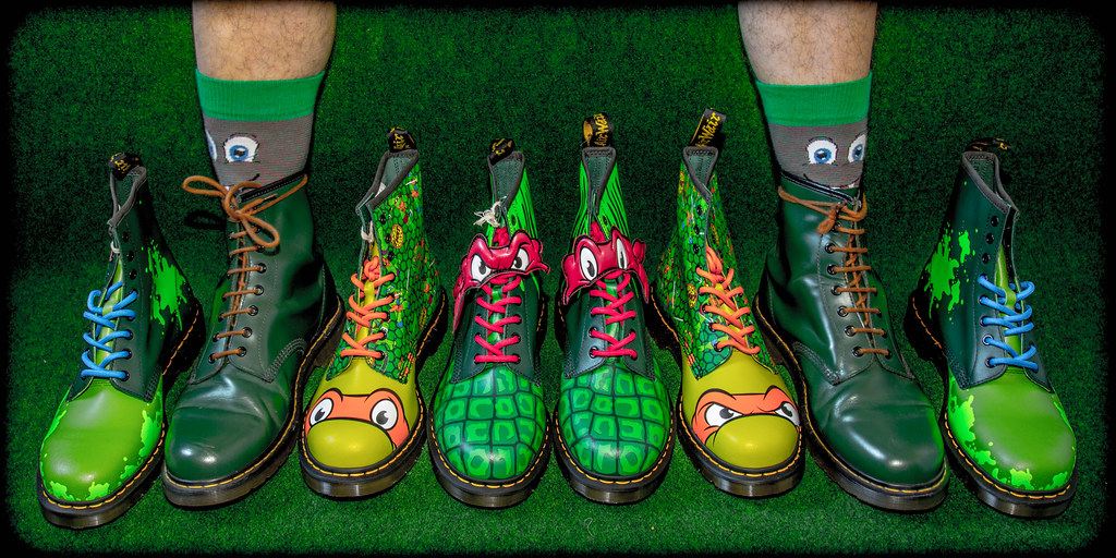 tmnt dr martens cwhatphotos flickr