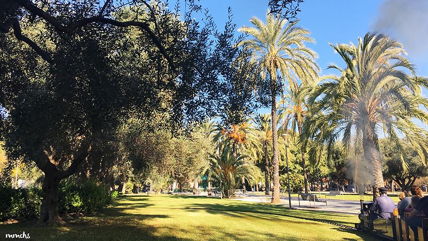 parque de La Granja Burjassot