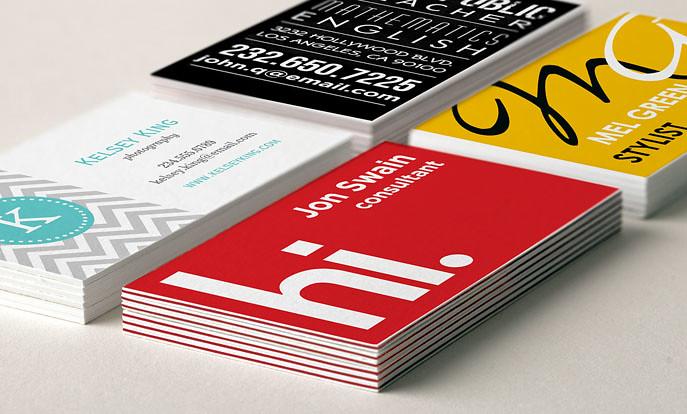 Business Card Printing Online At Lasvegascolorprinting Flickr