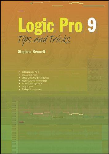 FREE [DOWNLOAD] Logic Pro 9 Tips and Tricks Pre Order | Flickr