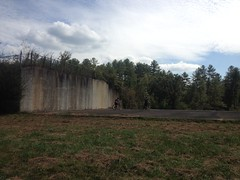 Cleveland Drinking Water Reservoir - Spillway
