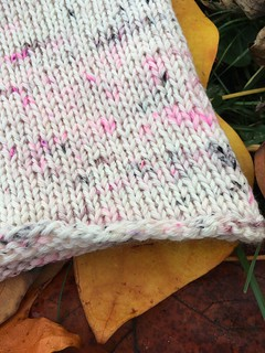 The Very Gifted Cowl in Hedgehog Fibres Sock Cheeky | by patternandbranch
