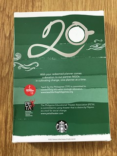 A look into the 2018 Starbucks Philippines planner | by dolldalera