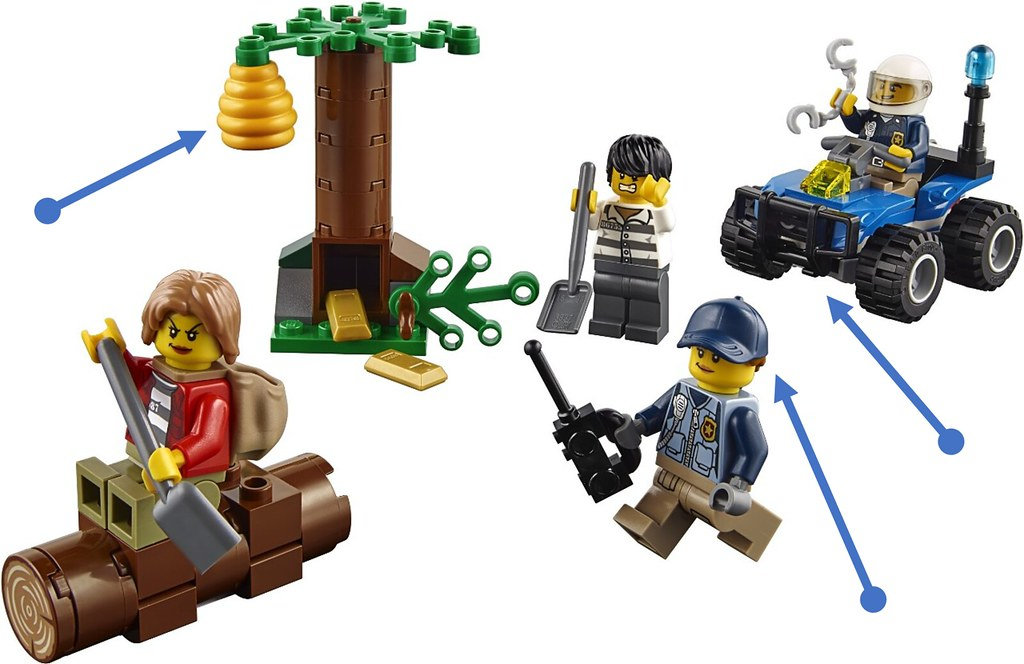 Lego parts lot 2x2-2x8 building plates 30 random parts