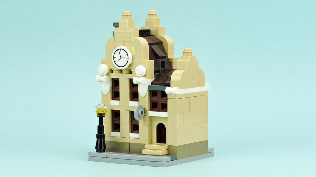 Mini Clock Workshop Building Building Instructions Youtube Flickr