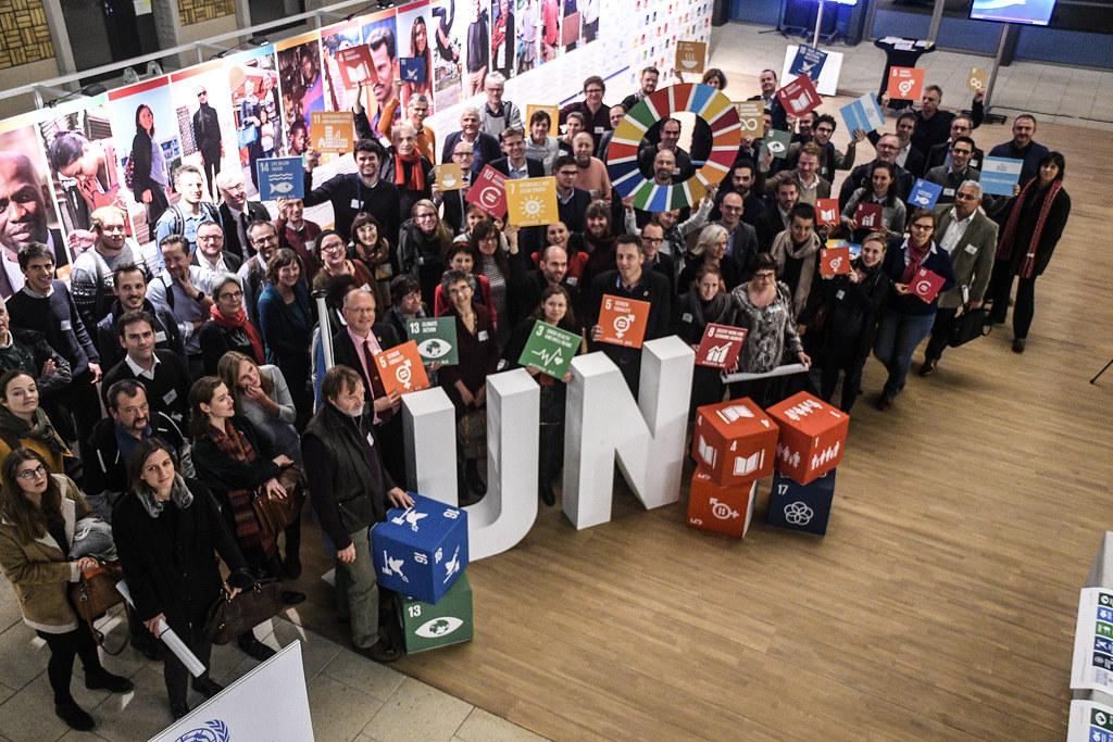 SDG Event Belgium