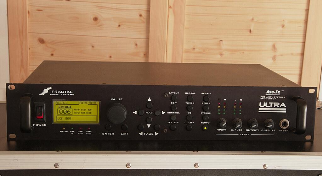 Fractal Audio Axe-Fx Standard Windows 7