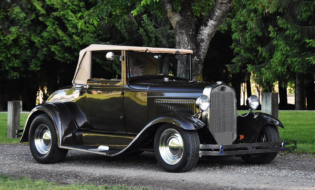 1931 Ford Model A Convertible Cabriolet \