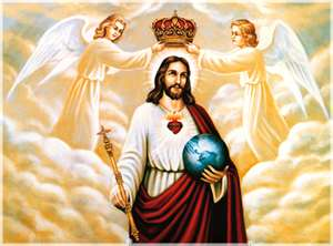 Chúa Nhật 34 - Lễ Chúa Kitô Vua Vũ Trụ, Năm A