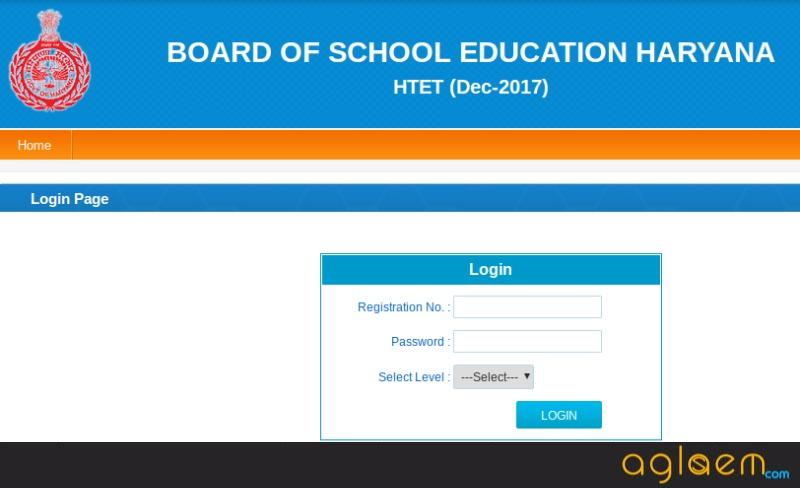 HTET Admit Card 2018   Download Here Haryana TET Admit Card