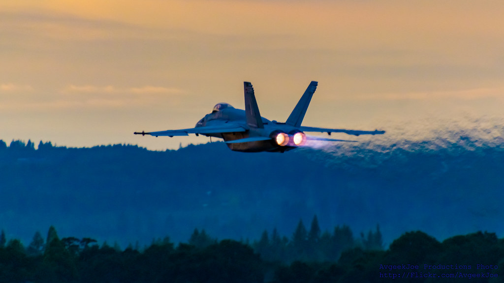 RHINO AFTERBURNER AND JET WASH INTO THE OREGON SUNSET Flickr