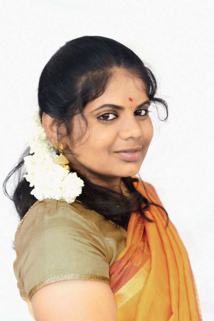 Traditional South Indian Girl By Nithi Clicks
