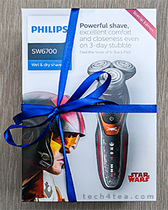 Giving this shaver to my dad for Christmas. #tech4mas2017
