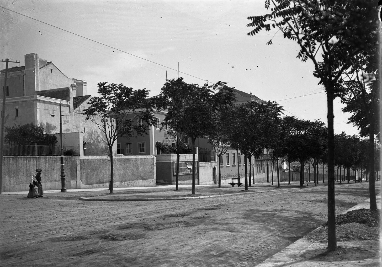 Av. de Ant.º Augusto de Aguiar, S. Sebastião (J. Benoliel, c. 1909)