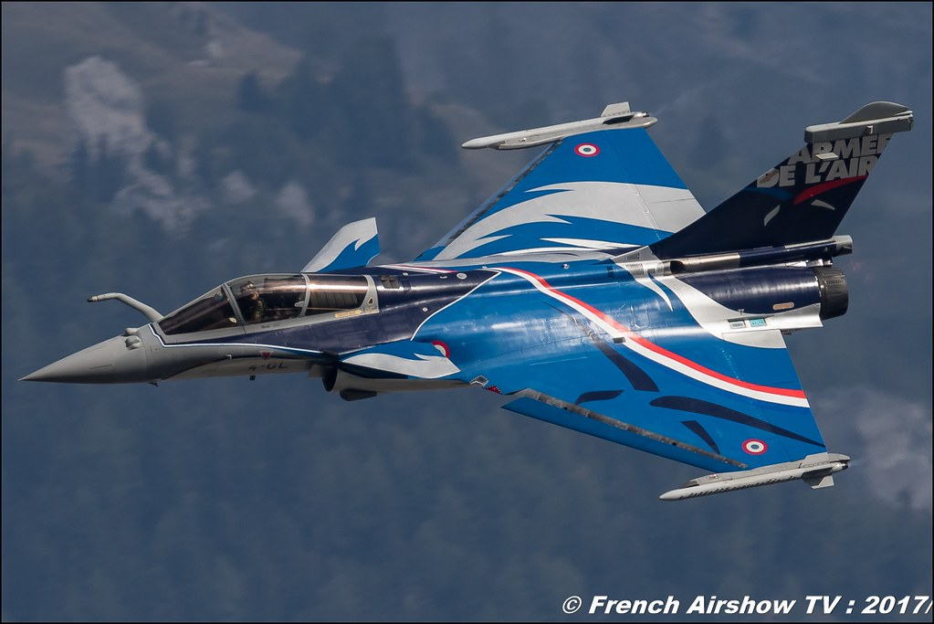 Rafale Solo Display Alpha , Dassault , RSD 2017 , French Air Force , Breitling Sion Air Show 2017 , sion airshow , montagne , Alpes suisse , Canton du Valais , Meeting Aerien 2017