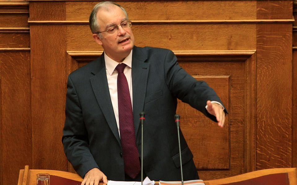 Κ. Τασούλας: Χωρίς φραγμούς και τσίπα η Κυβέρνηση ΣΥΡΙΖΑ-ΑΝΕΛ