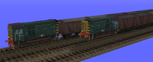 Updated class 08 BR Green's | by garygreen greeni