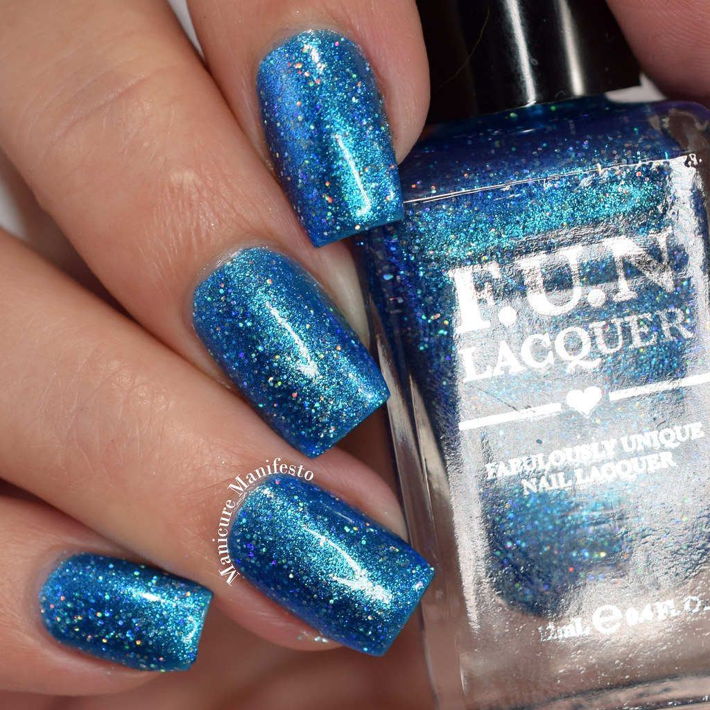 FUN Lacquer Moonlight Gala swatch